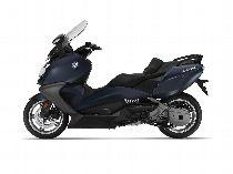 Motorrad Mieten & Roller Mieten BMW C 650 GT ABS (Roller)