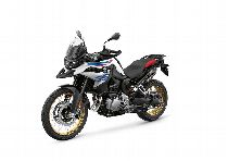 Acheter une moto Occasions BMW F 850 GS (enduro)