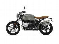 Motorrad Mieten & Roller Mieten BMW R nine T Scrambler ABS (Retro)