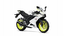 Acheter une moto neuve YAMAHA R125 (sport)