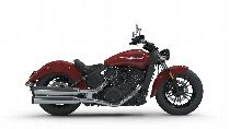 Louer moto INDIAN Scout Sixty ABS (Custom)