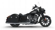 Motorrad Mieten & Roller Mieten INDIAN Springfield Dark Horse (Custom)