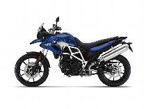 Motorrad Mieten & Roller Mieten BMW F 700 GS ABS (Enduro)