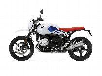 Motorrad Mieten & Roller Mieten BMW R nine T Urban G/S ABS (Retro)