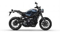 Motorrad Mieten & Roller Mieten YAMAHA XSR 900 (Retro)