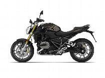 Motorrad Mieten & Roller Mieten BMW R 1200 R (Naked)