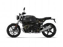 Motorrad Mieten & Roller Mieten BMW R nine T Pure ABS (Retro)