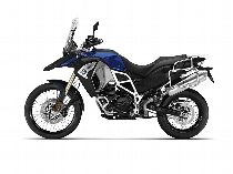 Motorrad Mieten & Roller Mieten BMW F 800 GS Adventure ABS (Enduro)