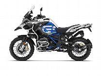 Motorrad Mieten & Roller Mieten BMW R 1200 GS Adventure (Enduro)