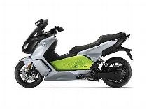 Louer moto BMW C evolution ABS (Scooter)