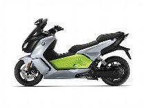 Motorrad Mieten & Roller Mieten BMW C evolution ABS (Roller)