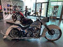 Motorrad kaufen Occasion HARLEY-DAVIDSON FLSTC 1450 Softail Heritage Classic (custom)