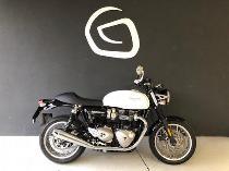Motorrad kaufen Occasion TRIUMPH Thruxton 1200 R ABS