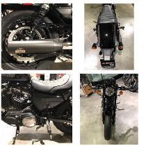 Acheter une moto neuve HARLEY-DAVIDSON XL 1200 CX Sportster Roadster ABS