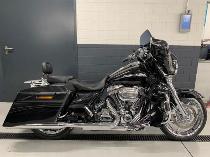 Motorrad kaufen Occasion HARLEY-DAVIDSON FLHXSE3 CVO 1801 Street Glide ABS