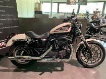Motorrad kaufen Occasion HARLEY-DAVIDSON XL 883 R Sportster Roadster ABS