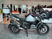 Motorrad kaufen Occasion BMW R 1200 GS Adventure ABS