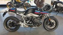 Motorrad kaufen Vorführmodell BMW R nine T Racer ABS