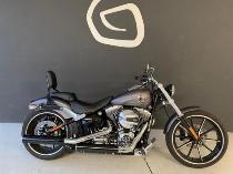 Motorrad kaufen Occasion HARLEY-DAVIDSON FXSB Breakout 103 ABS