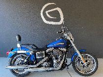 Motorrad kaufen Occasion HARLEY-DAVIDSON FXDL 1690 Dyna Low Rider ABS (custom)