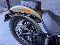Motorrad kaufen Occasion HARLEY-DAVIDSON FLSS 1801 Softail Slim S ABS (custom)