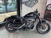 Motorrad kaufen Occasion HARLEY-DAVIDSON XL 1200 CX Sportster Roadster ABS (custom)
