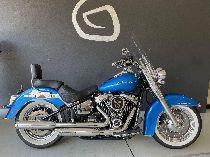 Acheter une moto Occasions HARLEY-DAVIDSON FLDE 1745 Deluxe 107 (custom)