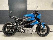 Motorrad kaufen Occasion HARLEY-DAVIDSON ELW LiveWire (naked)