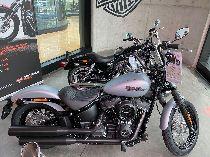 Motorrad kaufen Neufahrzeug HARLEY-DAVIDSON FXBB Street Bob 107 ABS (custom)