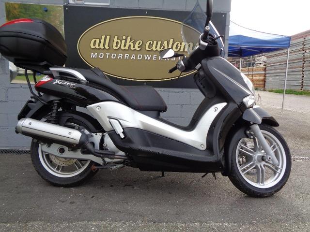 Motorrad kaufen YAMAHA VP 125 Occasion