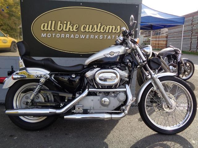 Motorrad kaufen HARLEY-DAVIDSON XL 883 53C Sportster Jubiläuns Ausgabe Occasion