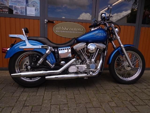 Motorrad kaufen HARLEY-DAVIDSON FXD 1340 Dyna Super Glide Occasion