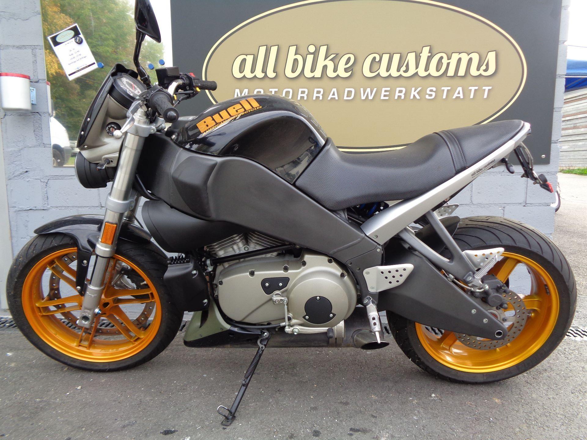 Motorrad Occasion kaufen BUELL XB12S 1200 Lightning All