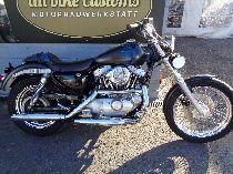 Motorrad kaufen Occasion HARLEY-DAVIDSON XLH 1200 Sportster (custom)
