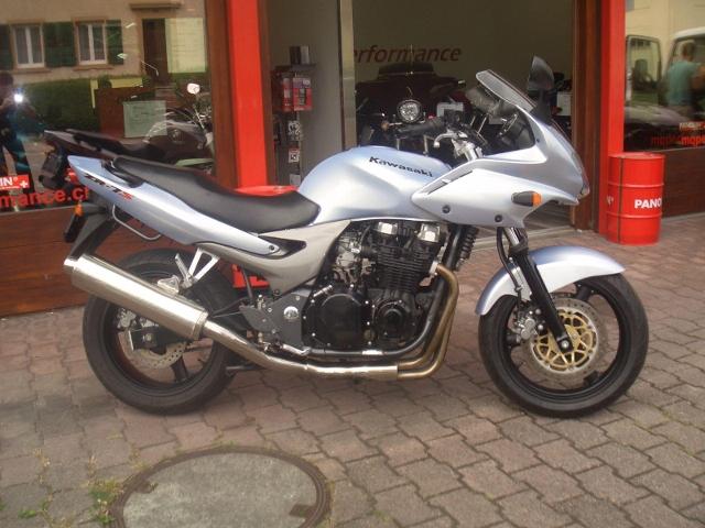 Motorrad kaufen KAWASAKI ZR-7 S Verschalung Occasion