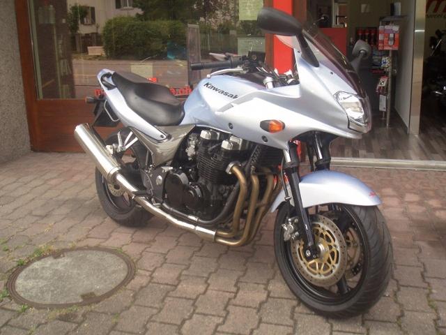 Motorrad Occasion kaufen KAWASAKI ZR-7 S Verschalung mq