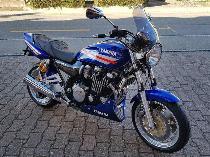 Töff kaufen YAMAHA XJR 1200 Sarron-Lackierung Retro