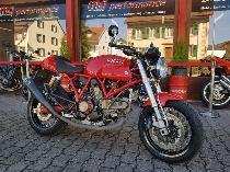 Motorrad kaufen Occasion DUCATI 1000 Sport (retro)