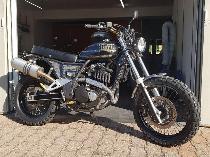 Motorrad kaufen Occasion SUZUKI XF 650 Freewind (enduro)