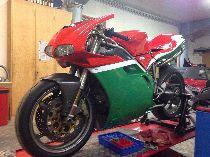 Motorrad kaufen Occasion DUCATI 996 Biposto (sport)