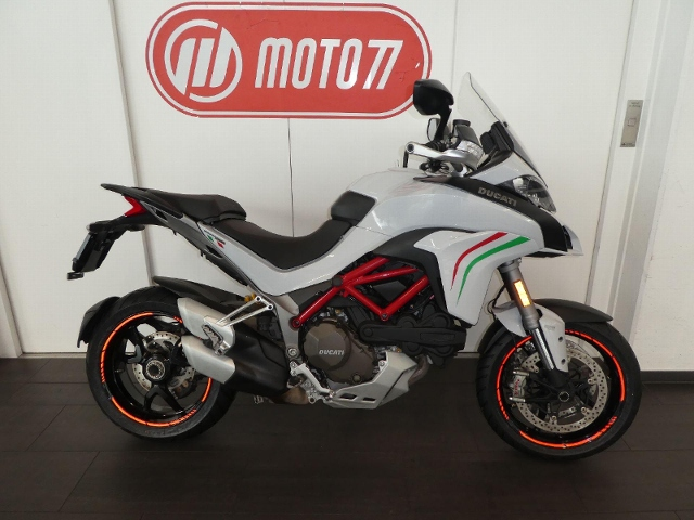 Motorrad kaufen DUCATI 1200 Multistrada s Occasion