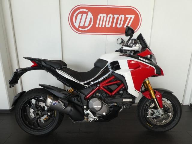 Motorrad kaufen DUCATI 1260 Multistrada Vorführmodell