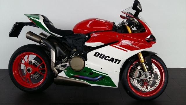 Motorrad kaufen DUCATI 1299 Panigale R Neufahrzeug