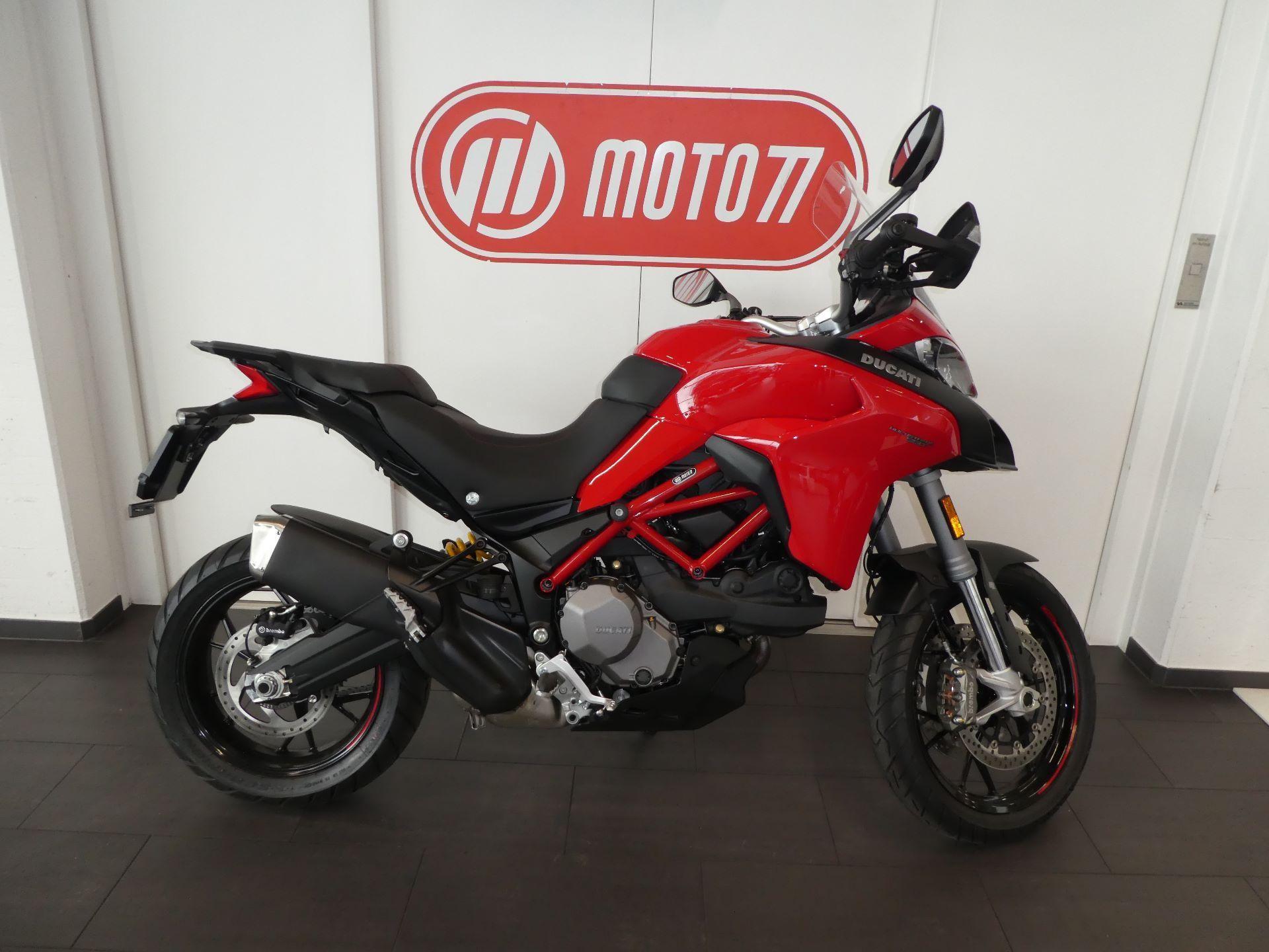 Motorrad Mieten & Roller Mieten DUCATI 950 Multistrada S
