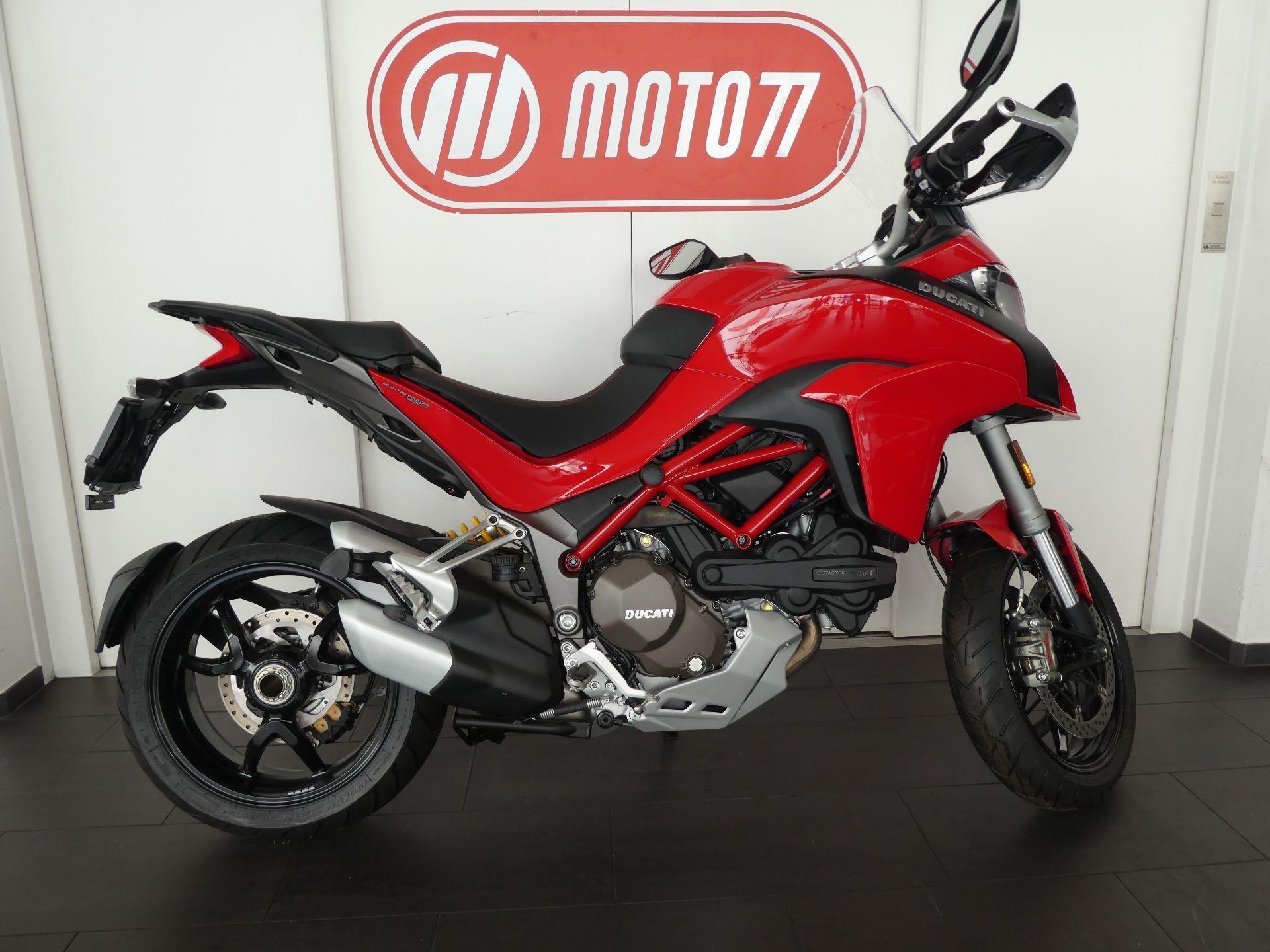 Motorrad Mieten & Roller Mieten DUCATI 1260 Multistrada S