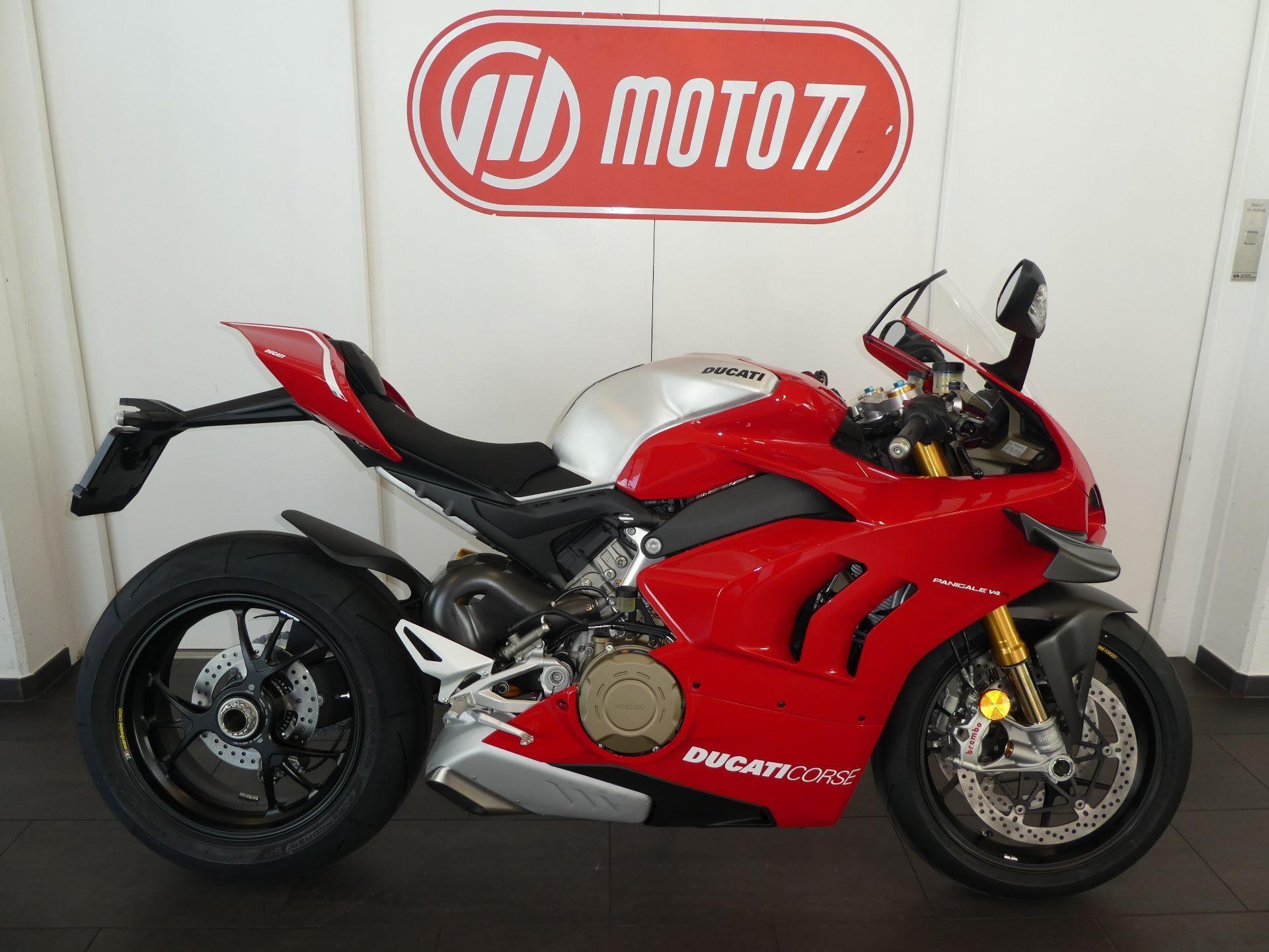 Motorrad Mieten & Roller Mieten DUCATI 998 Panigale V4R