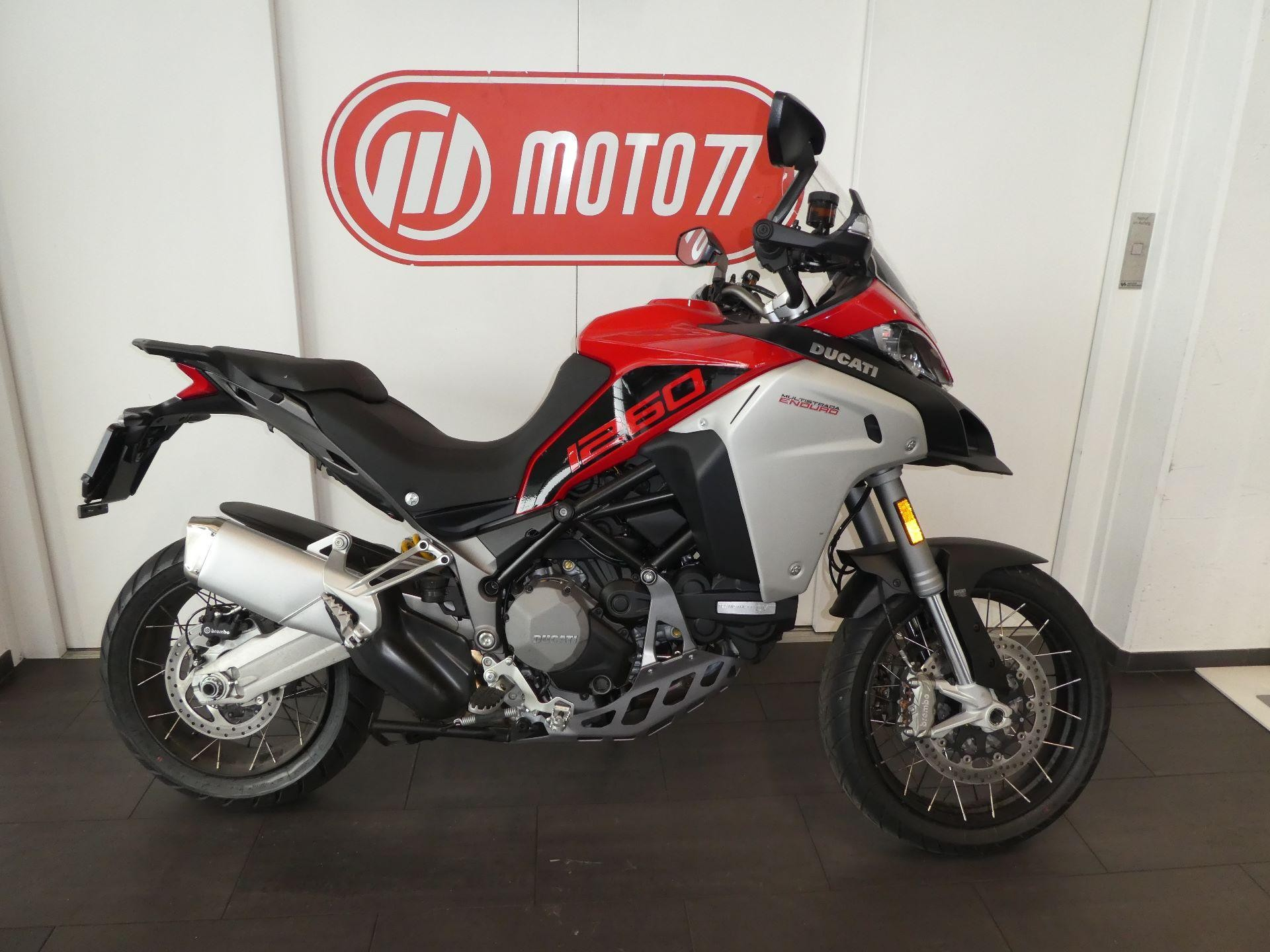 Motorrad Mieten & Roller Mieten DUCATI 1260 Multistrada Enduro