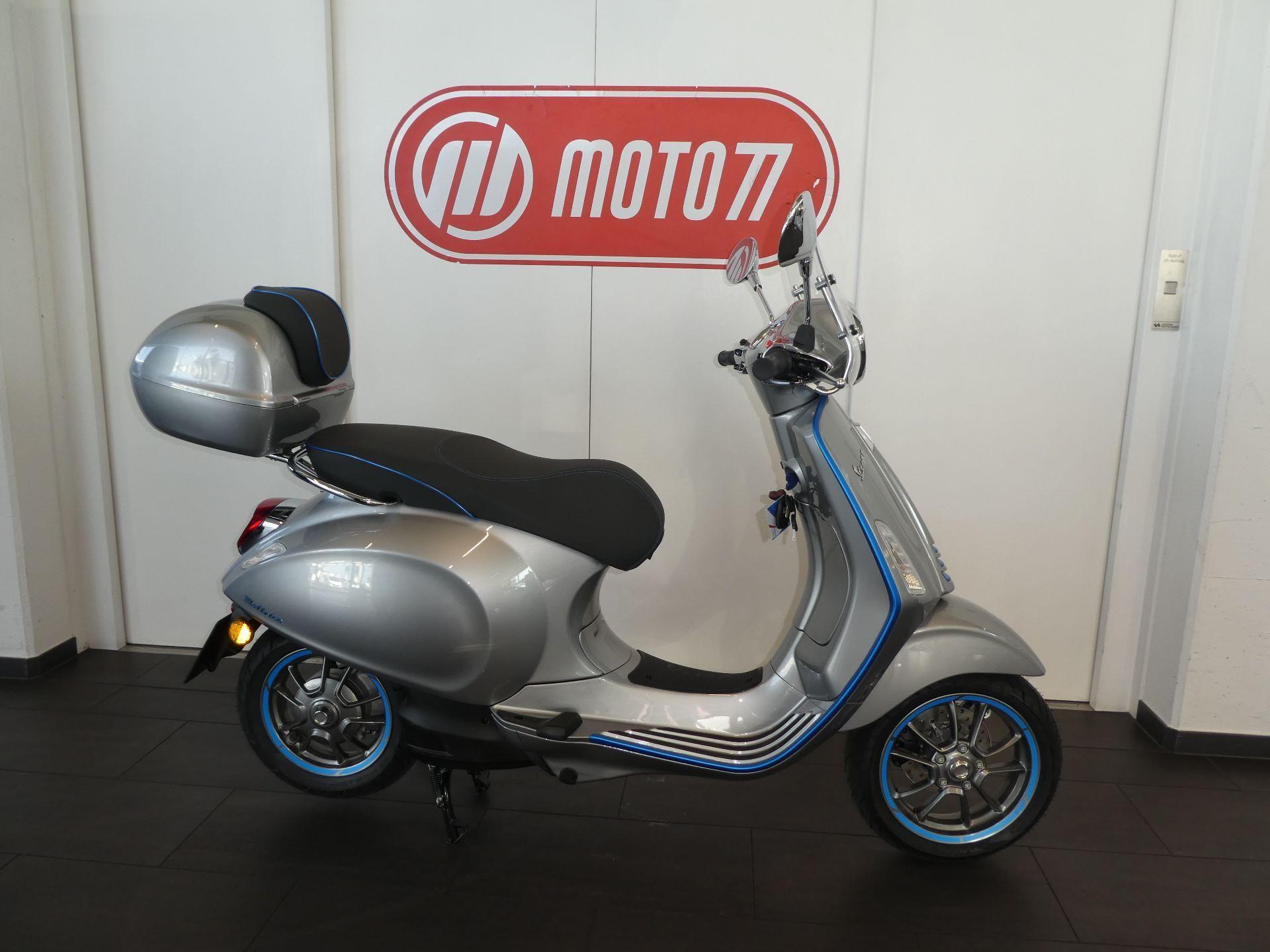 Motorrad Mieten & Roller Mieten PIAGGIO Vespa Elettrica
