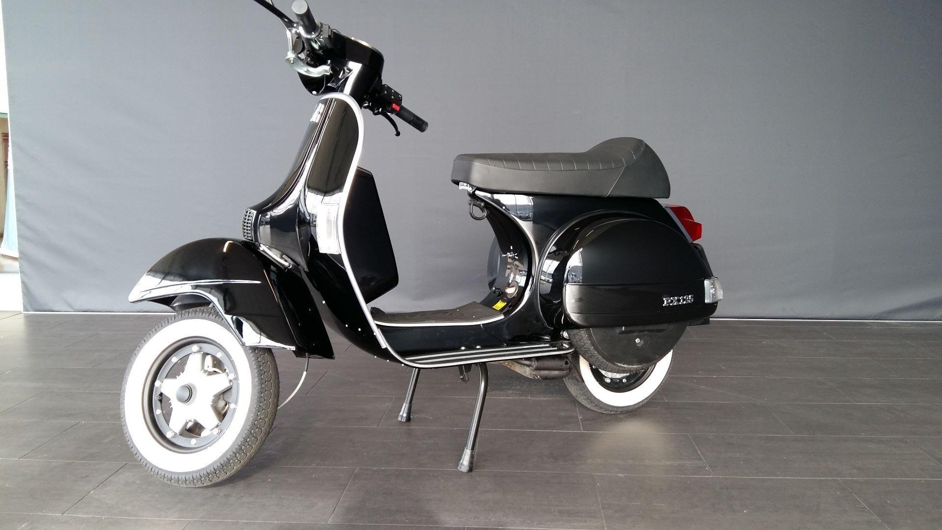 vespa px 125 occasion motorrad occasion kaufen piaggio. Black Bedroom Furniture Sets. Home Design Ideas