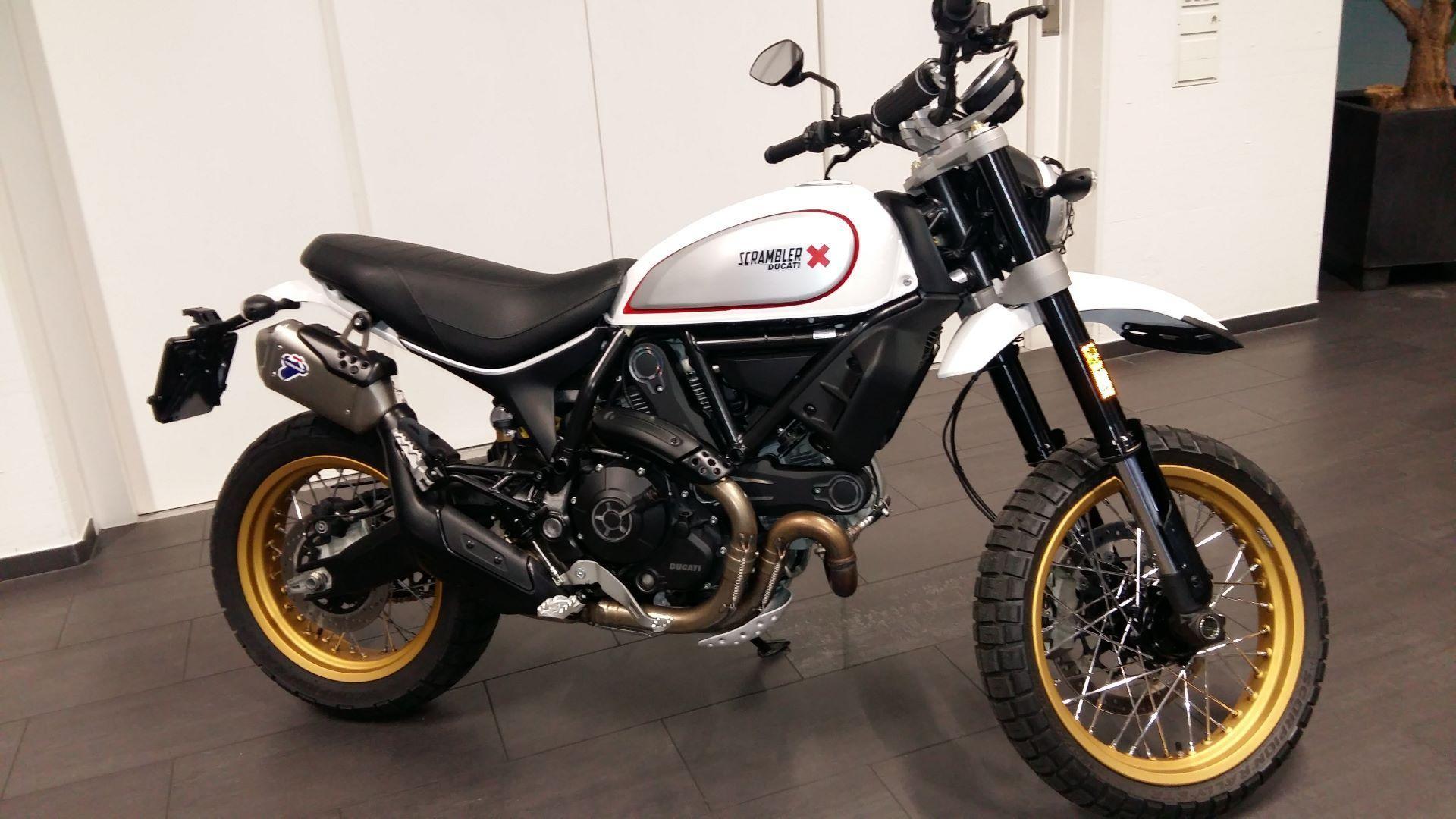 Scrambler Modelle 2019 Moto77 Ag Frauenfeld